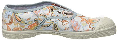 Bensimon Tennis Elly Liberty, Zapatillas Unisex Niños Multicolor (Pastel)