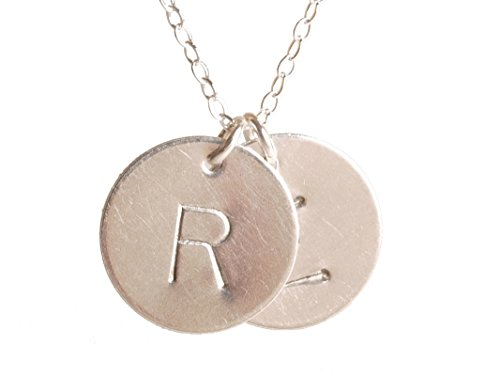 Initial Necklace Sterling Pendants Available product image