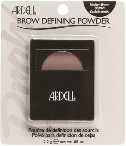 Ardell Brow Powder, Medium Brown