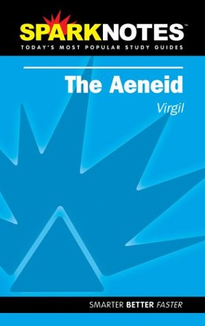 the-aeneid-sparknotes-literature-guide-sparknotes-literature-guide-series