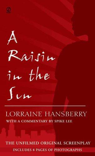 Books : A Raisin in the Sun: The Unfilmed Original Screenplay