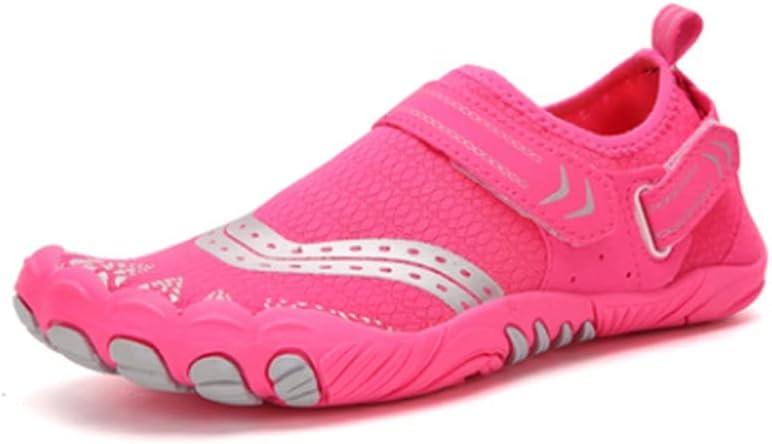 CUJUX Water Shoes Womens Quick Dry Sports Aqua Shoes Unisex Swim Shoes , Walking , Yoga , Lake , Beach , Garden , Park , Driving , Boating (Size : 35)