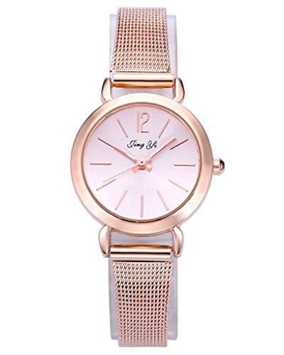 Rose Gold Watch - 9