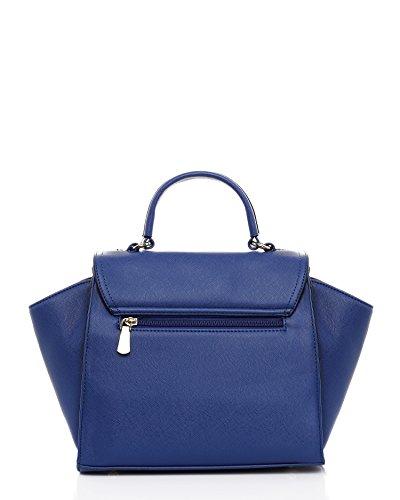 JEZZELLE - Bolso de asas para mujer azul azul talla única