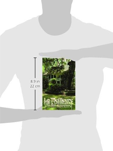 la meilleure de la louisiane the best of louisiana 2nd edition