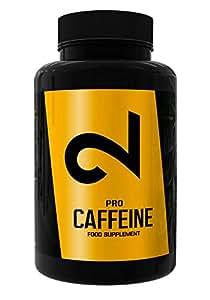 DUAL Pro CAFFEINE | Cafeína 100% Pura Certificada por
