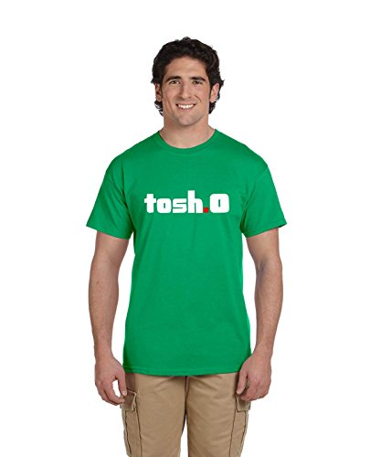 (Mens Tosh.O T-Shirt - Irish Green - XXX-Large)
