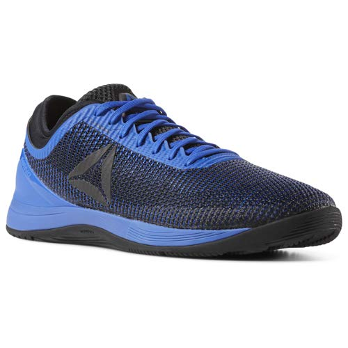 Reebok Men's CROSSFIT Nano 8.0 Flexweave Cross Trainer, Crushed Cobalt/Collegiate Navy/Black, 12 M US