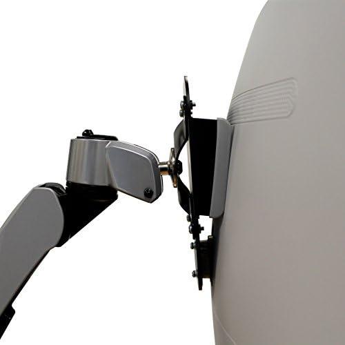 VESA Mount Adapter for Viotek GN27C, NB27C, NB32C, GN32C, GN32Q, and Some GN34C and MSI Optix MAG341CQ, AG32CQ, G24C, G27C Monitors – by HumanCentric