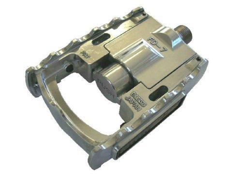 Mks Fd-7 Folding Pedals, 1 Pair 9/16
