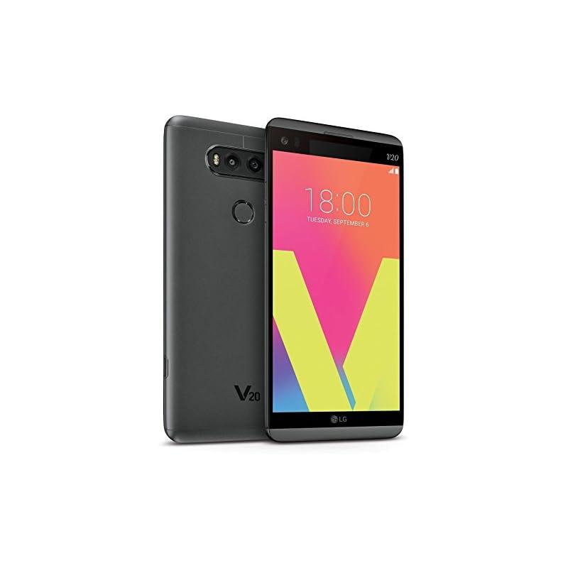 LG V20 H918 64GB Titan - T-Mobile (Certified Refurbished)