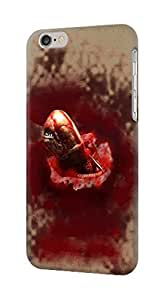 LJF phone case S0133 Alien Stomach Scene Case Cover for iphone 5/5s