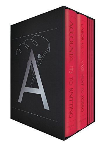 The New Yorker Encyclopedia of Cartoons, Deluxe Edition: A Semi-serious A-to-Z Archive