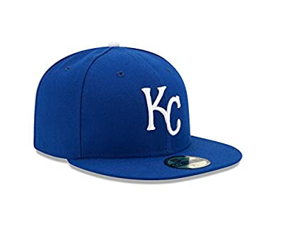 MLB Kansas City Royals 2014 AC On Field World Series 59Fifty Cap, Blue