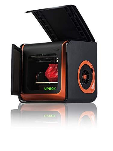 Tiertime up Box+ 3D Printer, 50 Micron Resolution, ABS,Nylon