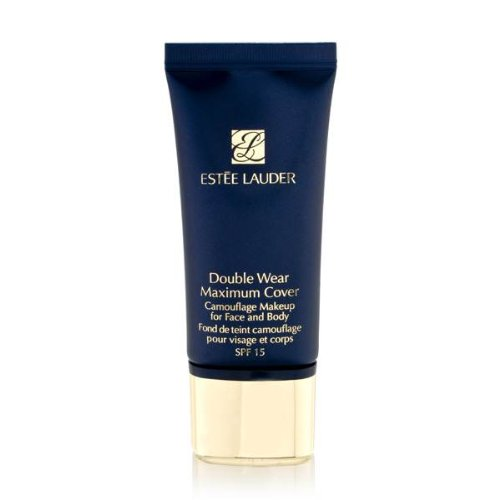Estee Lauder Double Wear Maximum Cover Camouflage Makeup Creamy Vanilla 03 for Face and Body SPF 15