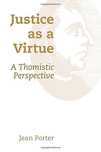 Download Justice as a Virtue: A Thomistic Perspective pdf