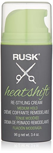 Rusk Styling Tools (RUSK Heatshift Re-Styling Cream, 3.4 fl. oz.)