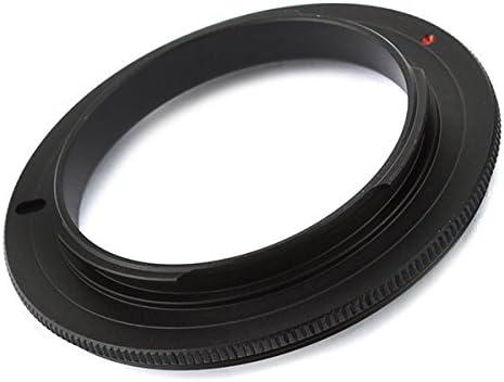 Pixco 55mm Macro Reverse Adapter Ring for Sony Alpha Minolta MA Lens Adapter fits A58 A550 A33 A900 A350 A33 A55 A35 7D 5D