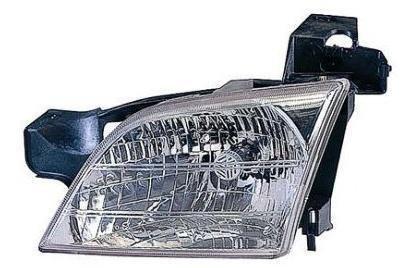 Driver Headlamp Headlight NEW 1997 - 2005 Chevrolet Venture Pontiac Montana Oldsmobile Silhouette Trans Sport 10368389 GM2502175 New Chevrolet Venture Van