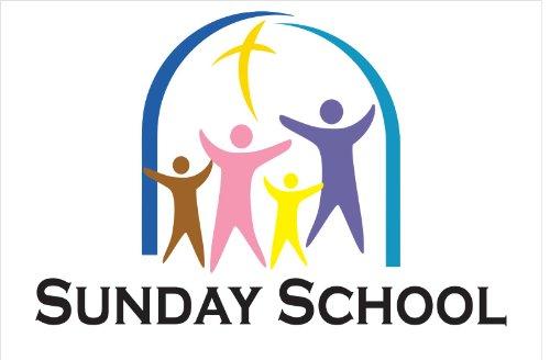 NEOPlex 24'' x 36'' Vinyl Business Advertising Banner - ''Sunday School Church '' by NEOPlex
