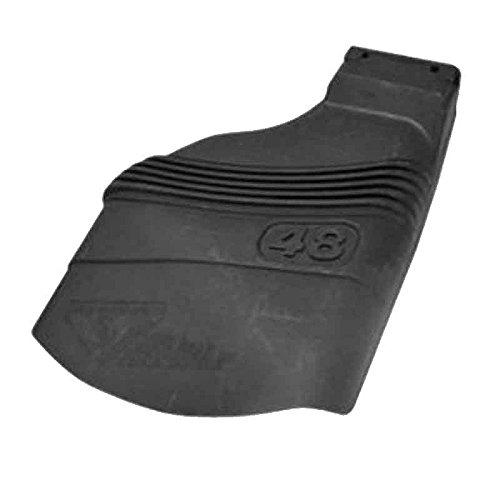Craftsman Lawn Mower Part # 532180655 Deflector shield black