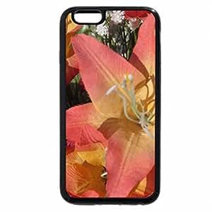 iPhone 6S Plus Case, iPhone 6 Plus Case, Artificial Lillies