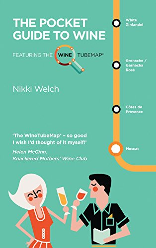 The Pocket Guide to Wine: Featuring the Wine Tube Map (Birlinn Pocket Guides)