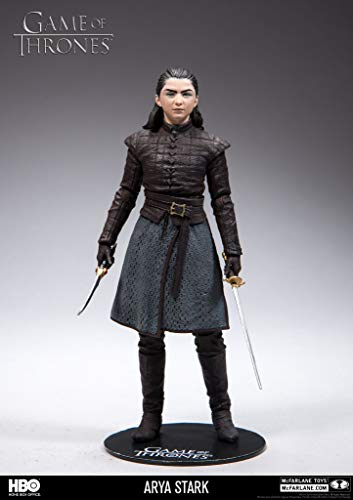 McFarlane Toys Game of Thrones Arya Stark Action Figure (Game Of Thrones Pop Figures Series 1)