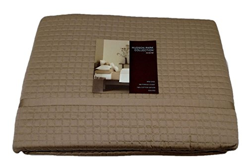 HUDSON PARK COLLECTION KING COVERLET