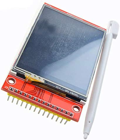 WINGONEER HD 2.4 inch LCD Screen 2.4 inch TFT LCD SPI Serial Touch TFT Color Screen