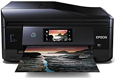 Expression Photo XP-860, Wi-Fi Multifunction 4in1 ultra compact inkjet photo-quality faxes, 6 ink cartridges in separate