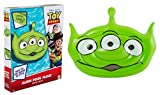 Sambro Disney Toy Story 4 Outdoor Swimming Alien Shaped Float, Perfect Summer Holiday Beach, Pool Accessory, Featuring Woody, Buzz Jessie