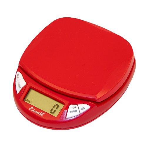 Escali N115CR Digital Scale Cherry