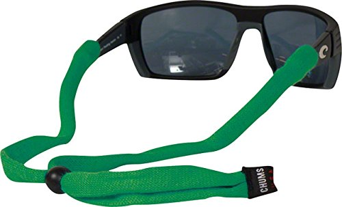 Chums Original Cotton Eyewear Retainer with Standard End: Assorted Colors Hurricane, Bag of 12
