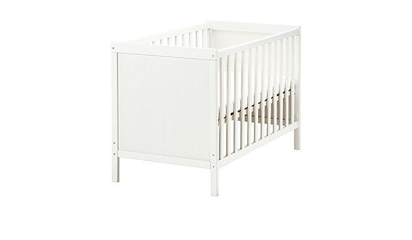 IKEA SUNDVIK - Cuna, blanco - 60x120 cm: Amazon.es: Hogar