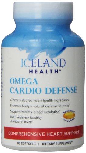 Iceland Health Cardio Defense Softgels