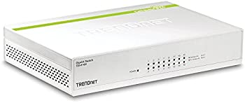 TRENDnet TEG-S16D 16-Port Gigabit GREENnet Switch