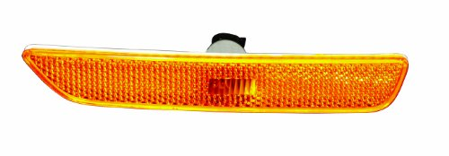 Depo 330-1405L-AS Ford Mustang Driver Side Replacement Front Side Marker Lamp Assembly