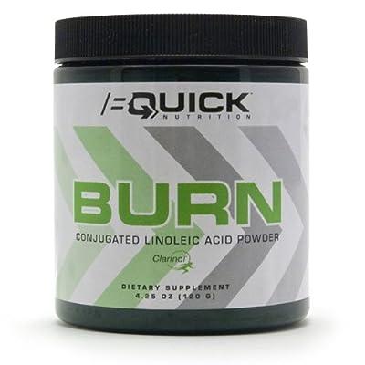BQuick BURN Clarinol CLA Powder 4.25oz (120g)