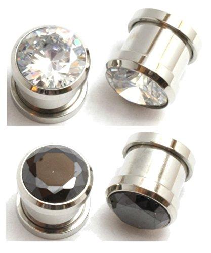 2g Ear Plugs Body Jewelry - 4