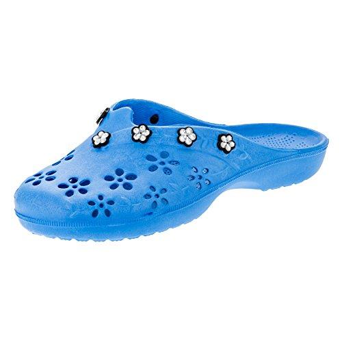 2Surf Women's Clogs M315bl Blau