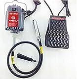 ELEOPTION Pro FOREDOM S-R Hanging Flexshaft Mill Jewelry Design&Repair Tools 230W 110V (4MM)