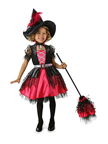 Children's Barbie Witch Costume