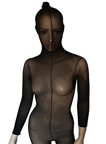 SEVE Full Body Men Women Pantyhose Tights Stocking Linger...