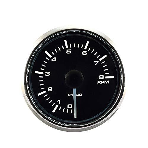 MOTOR METER RACING Universal Tachometer for Gasoline 2