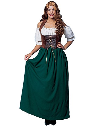 Peasant Costume (Medieval Peasant Costume for Women)