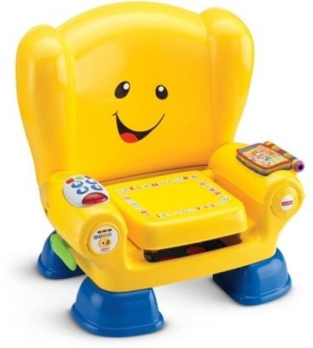 Toddler Chair Fisher Price Laugh and Learn Smart Stages