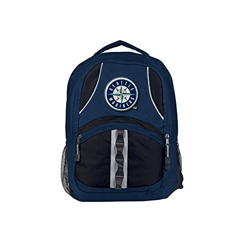 The Northwest Company Seattle Mariners Backpack Captain Style Navy and Black ()