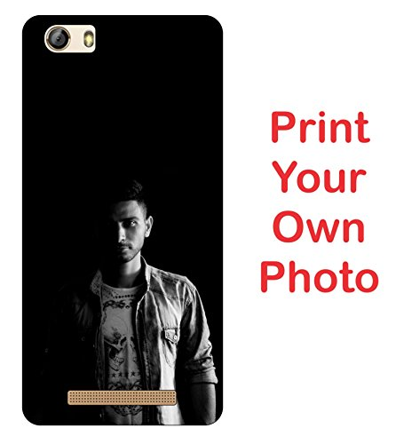 Grafins For Gionee Marathon M5 Lite Print Your Own Custom Back Cover - Personalized Hard Matte Case